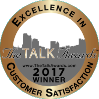 Brinks is a Customer Satisfaction Award Winner