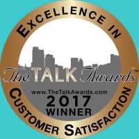 The Talk Awards 2017 Winners Logo