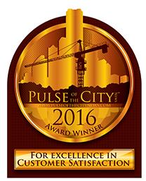 Pulse City 2016 Award Winner